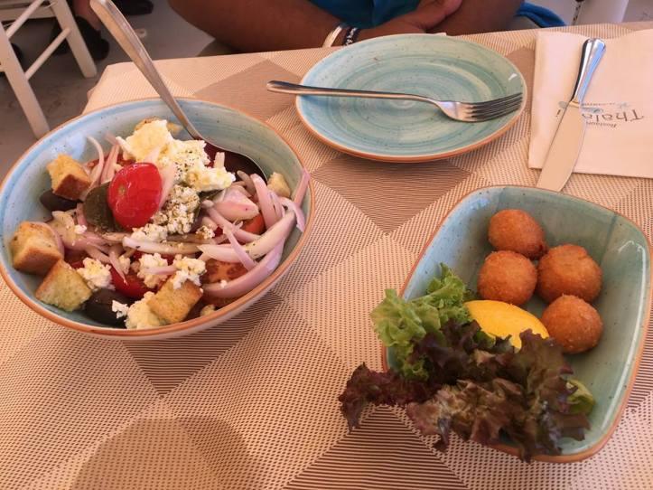 Thalami - Salads
