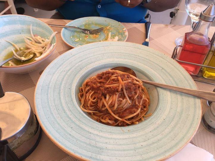 Thalami - Sphagetti Pasta